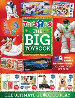 The big Toy Book 2017/2018 Part I