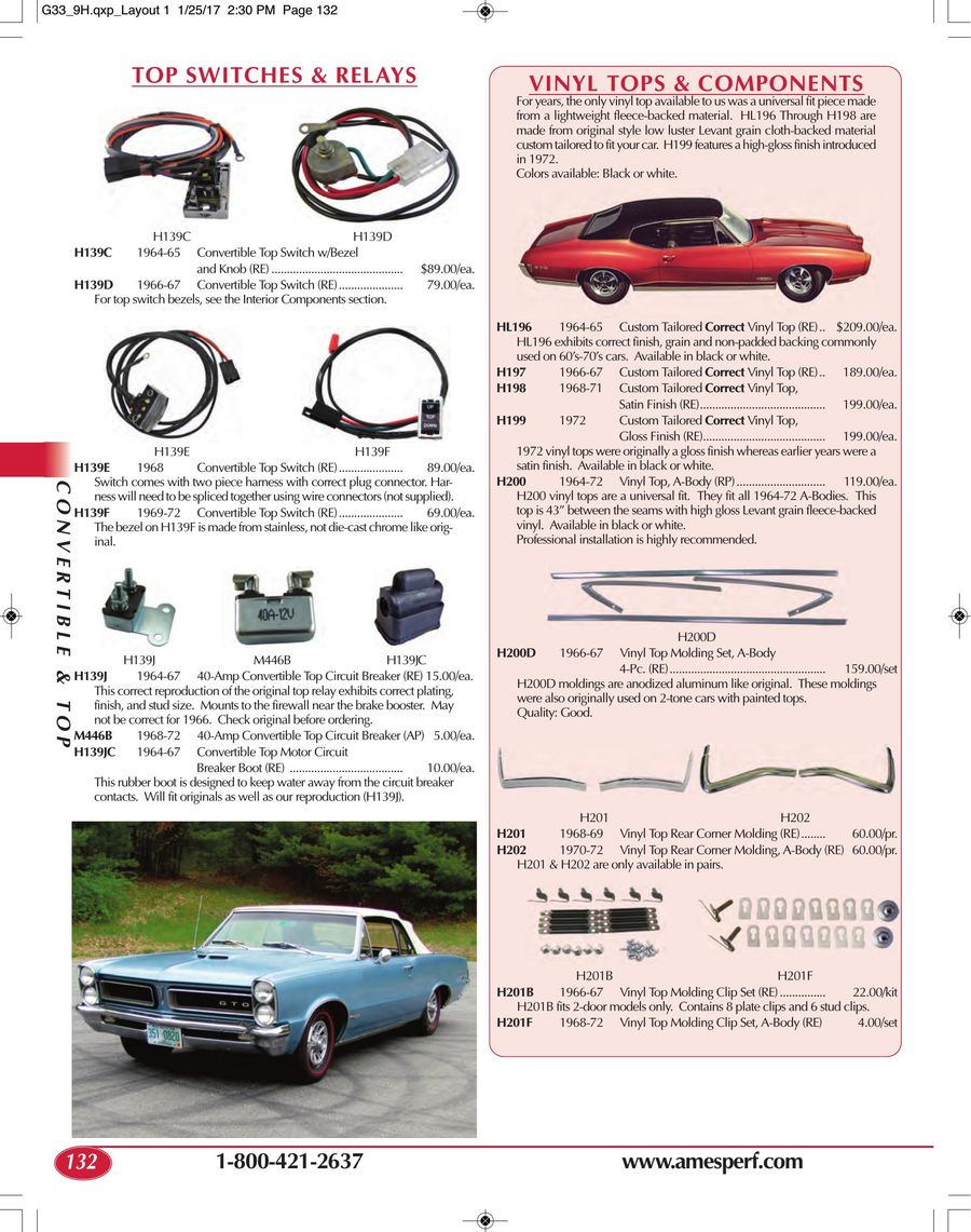 Page 134 Of 2017 Gto Parts