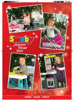 Smoby AW 2014