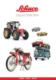 Schuco Collection 2014