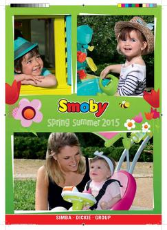 Smoby SS 2015