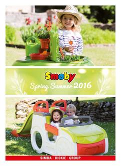 Smoby SS 2016
