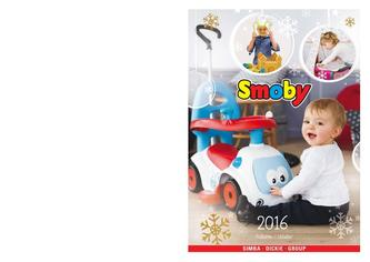 Smoby AW 2016