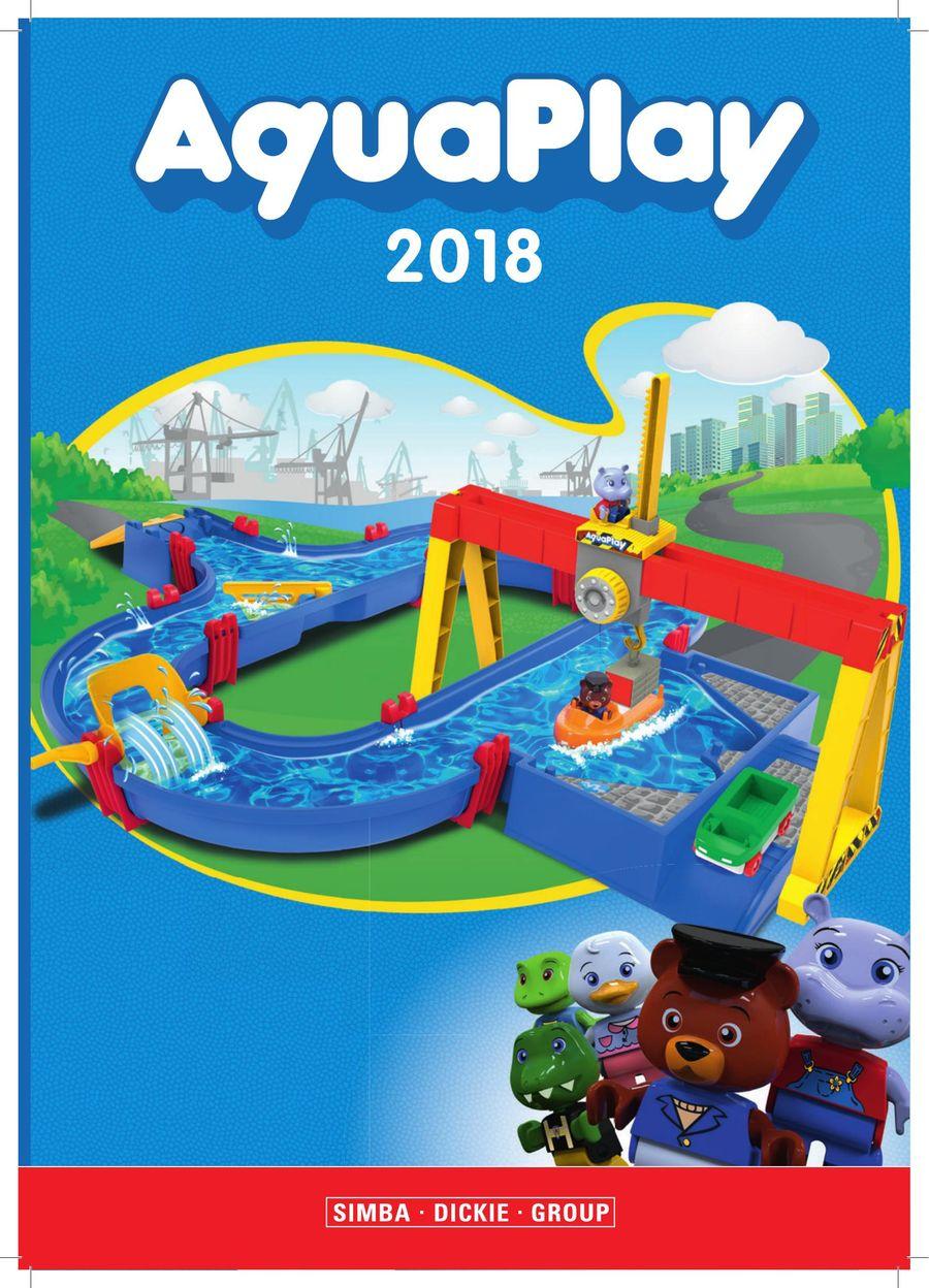 Kinderbadespaß Big 8700000261 Aquaplay BoatSet