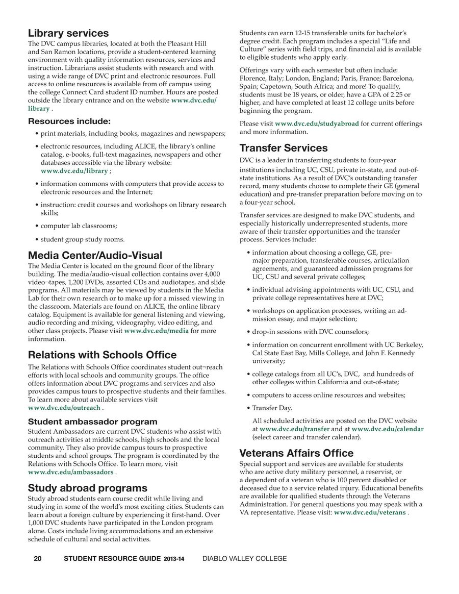 Wisconsin technical college student resources | transfer.