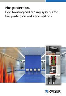 Fire protection 2017