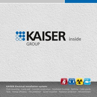 Innovations - KAISER inside 2017