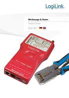 Network Technology, Tools und Tester 2018