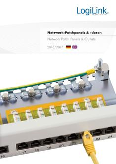 Network Panels and Outlets 2018