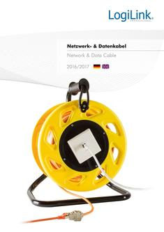 Network and Data Cable 2018