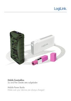 Mobile Power Banks 2018