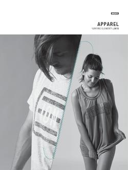 Apparel Salesbook 2015