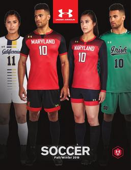 2019 Under Armour Soccer Fall/Winter