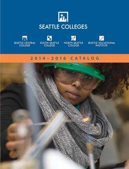 2014-2016 Seattle Colleges Official Catalog