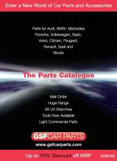Gsf Car Parts Leicester