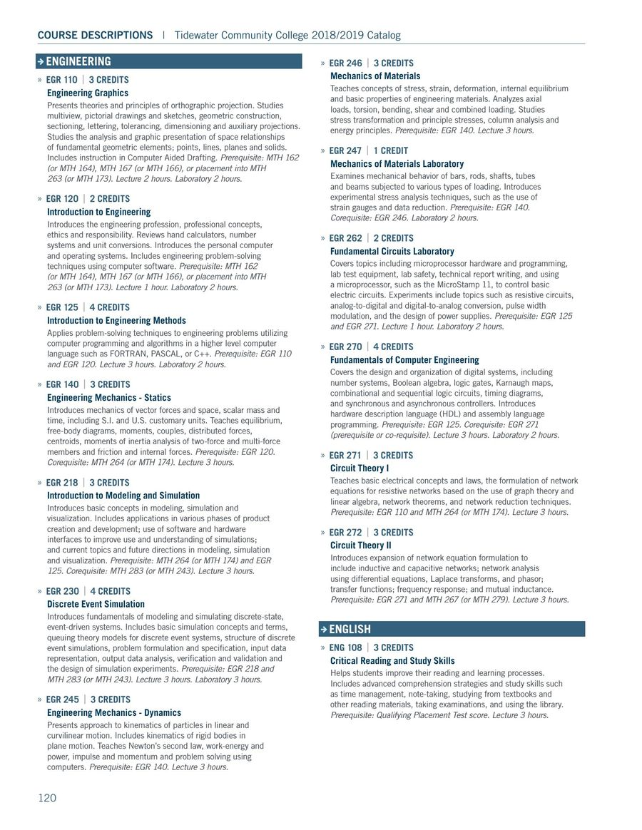 Page 124 Of Tcc College Catalog 2018 19 Circuitforcircuitconceptspage2jpg P 175
