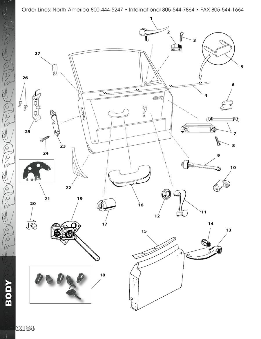 Page 269 of Jaguar XK Parts Master Catalog Series Vol  16