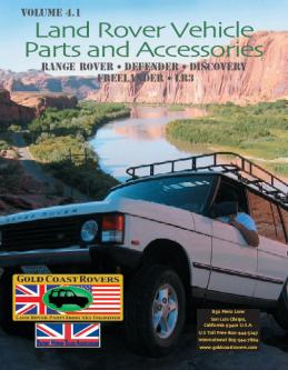 Land Rover Vehicle Parts and Accessories