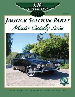 Jaguar Saloon Parts 2019