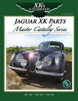 Jaguar XK Parts 2019