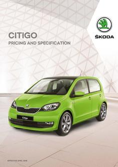 Citigo pricing and specificationCitigo pricing and specification 2018