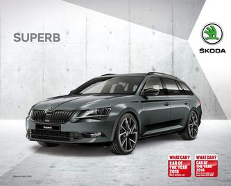 Skoda Superb Effective: April 2018