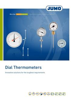 Dial Thermometers 2018