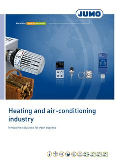 Heating and air-conditioning industry 2018