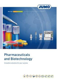Pharmaceuticals and Biotechnology 2018