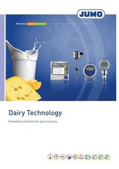 Dairy Technology 2018