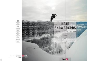 Snowboards 2014/15 (Japanese)