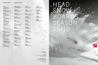 Snowboards 2015/16