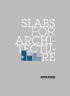 Slabs for Architecture 2018