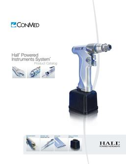 Hall Powered Instruments System 2018