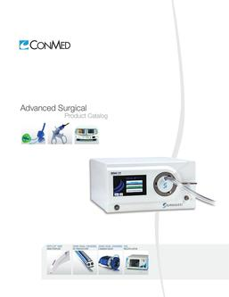 Advanced Surgical Catalog 2018