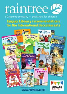 Engage Literacy Recommendations for the International Baccalaureate