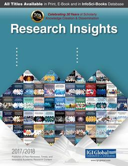 Research Insights Catalog 2018