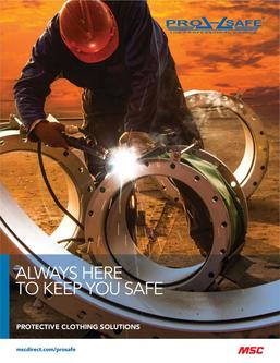 Pro-Safe Protective Clothing Solutions 2018