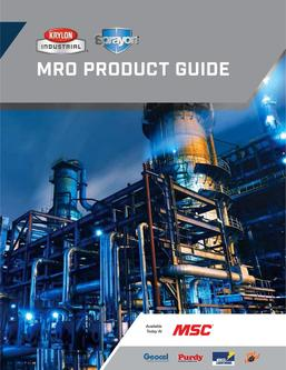 Sprayon MRO Product Guide 2018