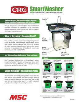 CRC Smart Washer 2018