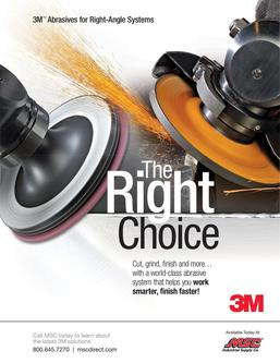 3M™ Abrasives for Right-Angle Systems 2018