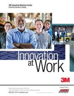 3M Industrial Solutions 2018