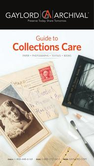 Guide to Collections Care