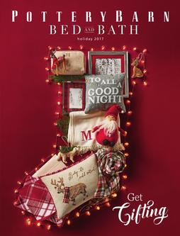 Bed & Bath Holiday 2017
