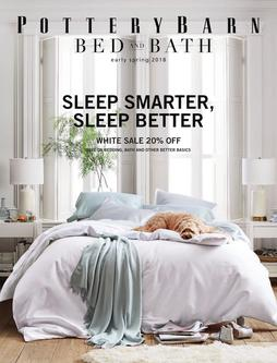Bed & Bath Early Spring 2018