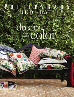 Pottery Barn Bed & Bath Spring 2018
