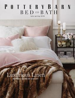 Bed & Bath Late Spring 2018