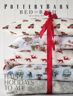 Bed & Bath Early Holiday 2018