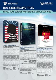 New & Bestselling Titles - In Political Science and International Relations 2019