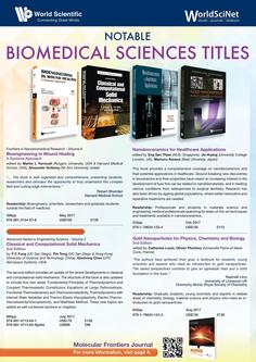 Notable Biomedical Sciences Titles 2018